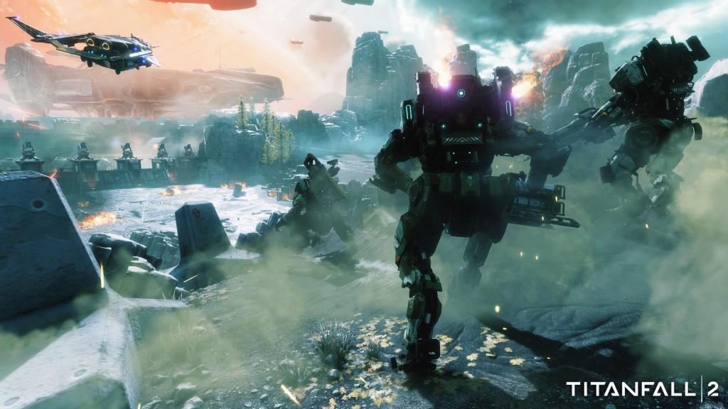 Doom, Overwatch и Uncharted 4 в списке номинантов на игру года 3