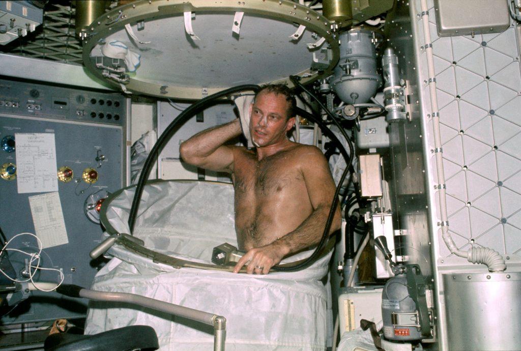 Секс в космосе возможен