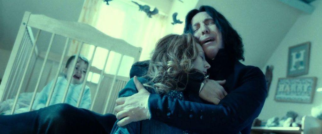Лучшие фанатские теории о «Гарри Поттере» 4