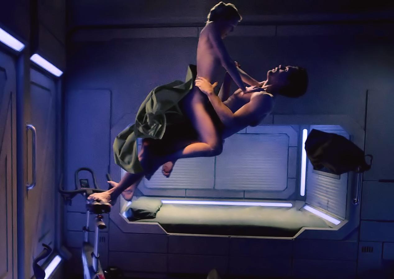 Секс с космическими существами