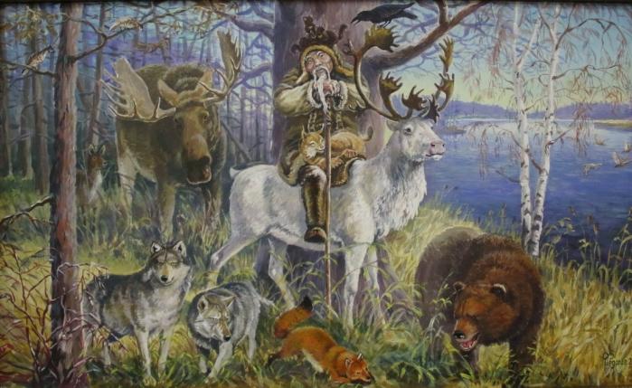 Мифы и легенды Арктики 14
