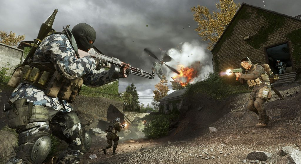 Call of Duty: Infinite Warfare 7