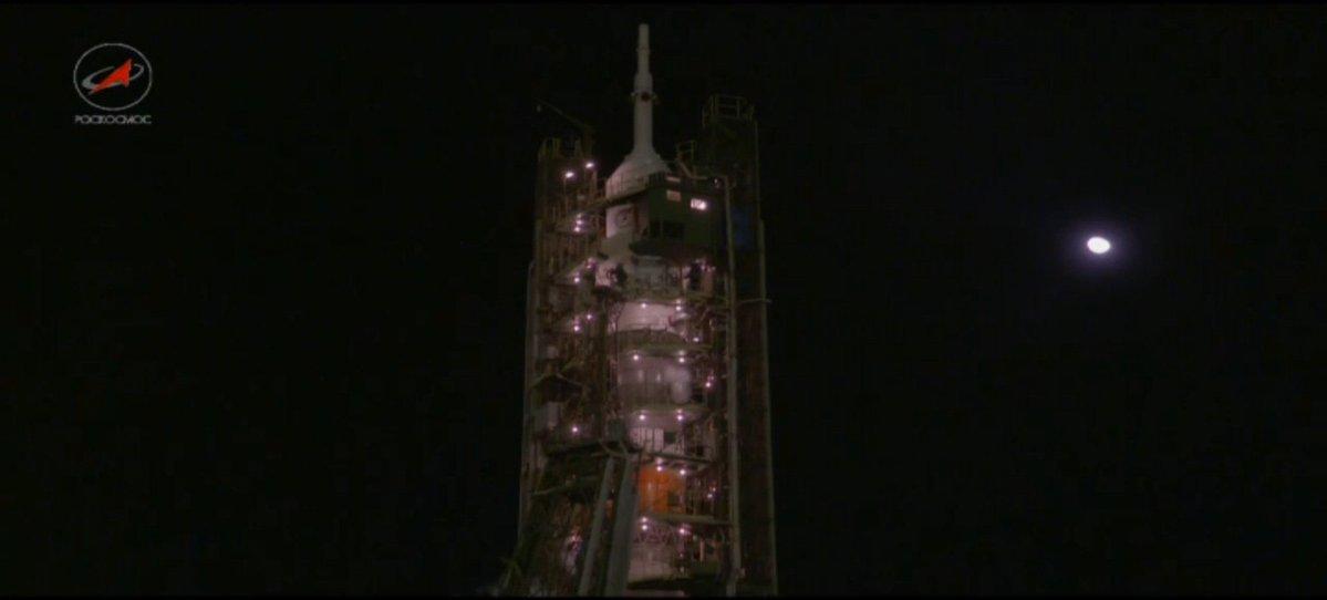 Состоялся запуск пилотируемого космического корабля «Союз МС-03»