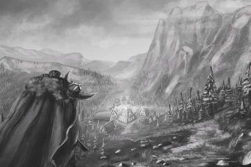 Краудфандинг: слэшер-платформер в викингском антураже