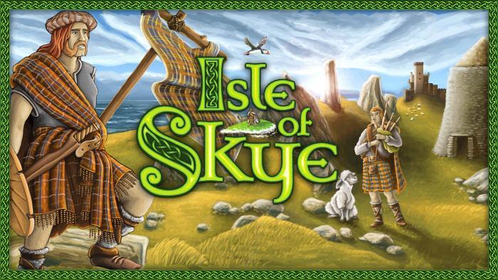 Краудфандинг: настольная игра «Остров Скай» 1