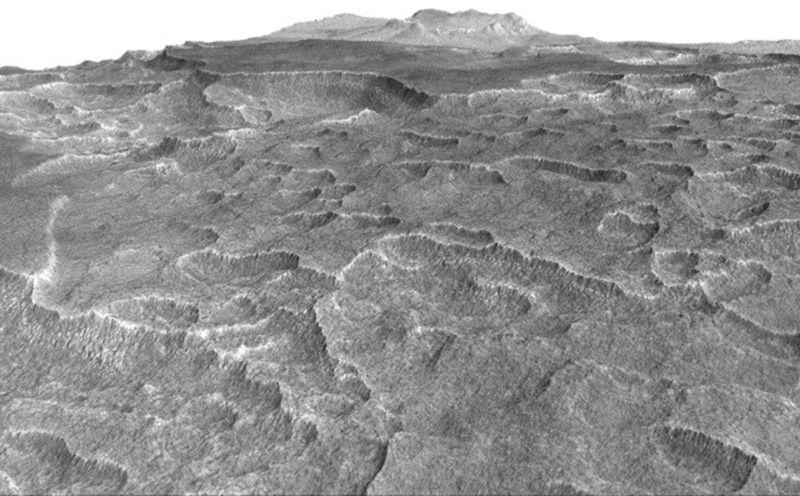 Учёные обнаружили толщи подземного льда на Марсе. Он поможет выжить колонистам 1
