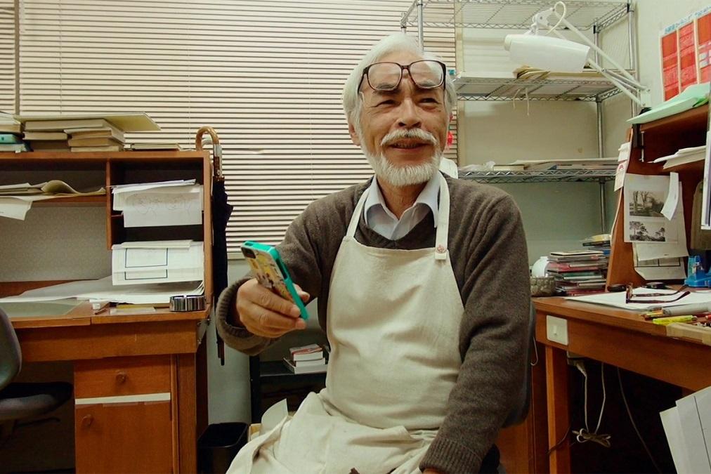 Хаяо Миядзаки готов снять ещё один фильм