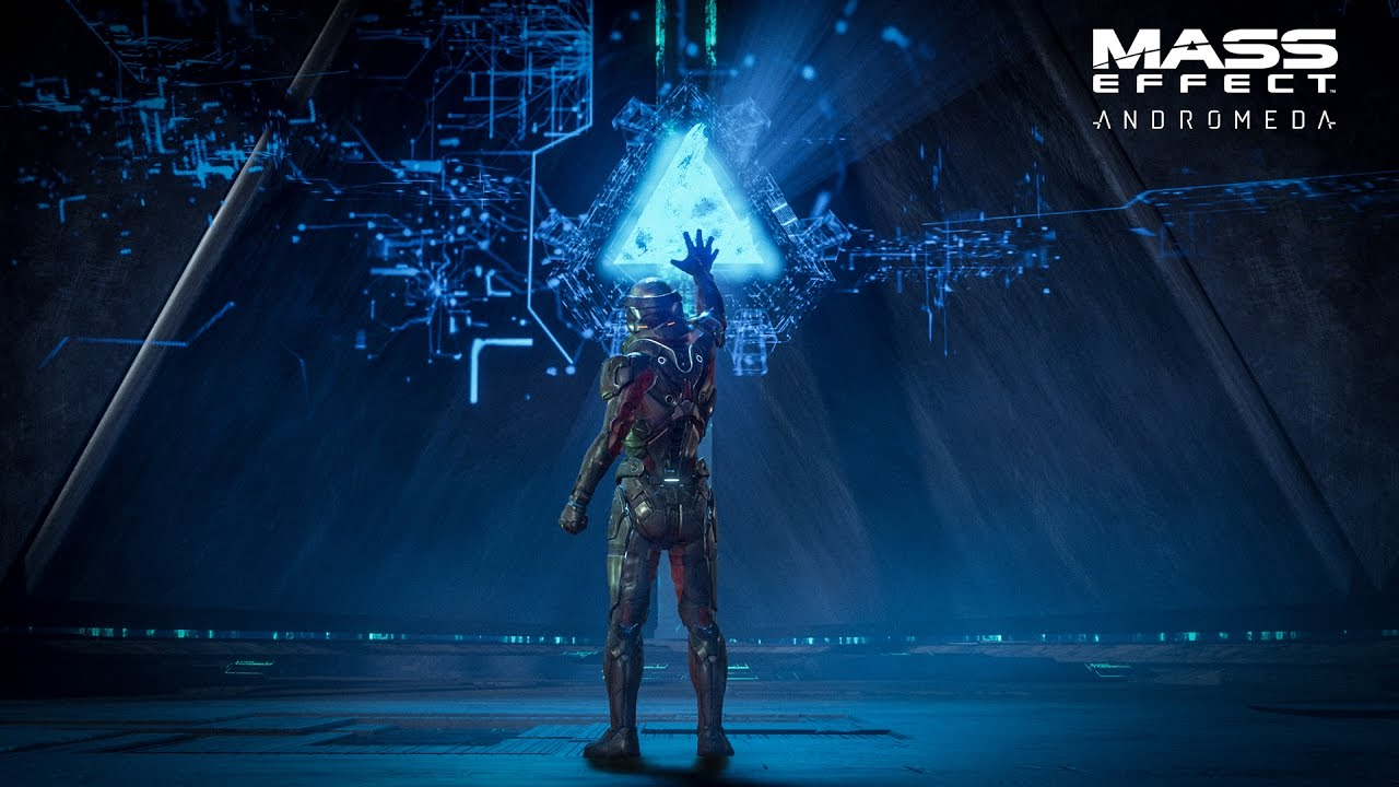 Трейлер Mass Effect: Andromeda