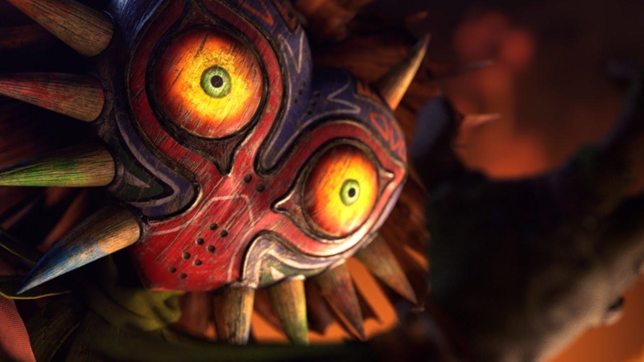 Короткометражка: история маски Маджоры из «Легенды о Зельде»