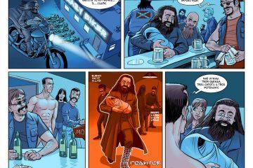 Комикс: Гарри. Начало