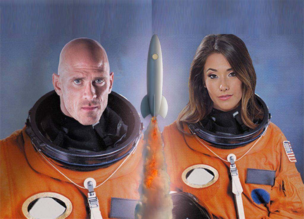 Секс в космосе 14