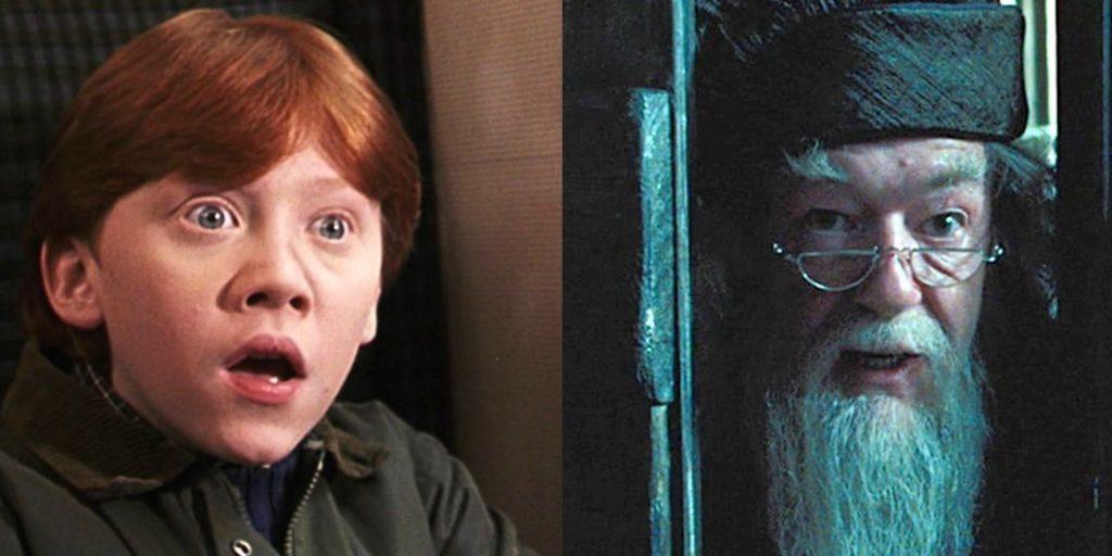 Лучшие фанатские теории о «Гарри Поттере» 11