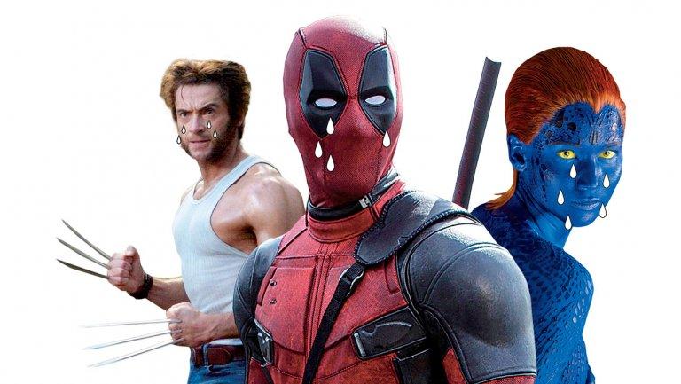 Fox X-Men Люди Икс
