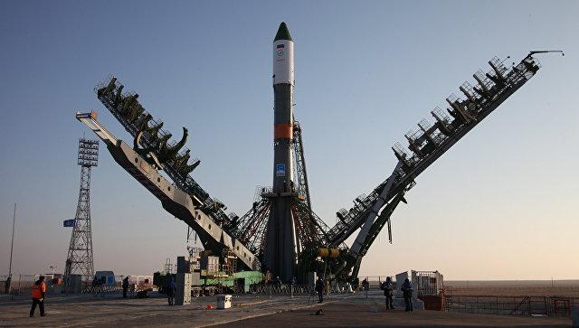 Космический корабль «Прогресс» разрушился при неудачном запуске