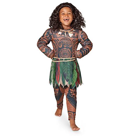 Моана костюм своими руками