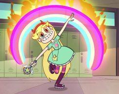 Звёздная принцесса и силы зла