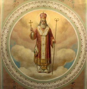легенда о Святом Николае