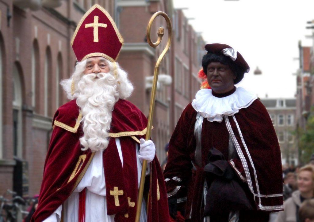 Святой Николай и Чёрный Петер