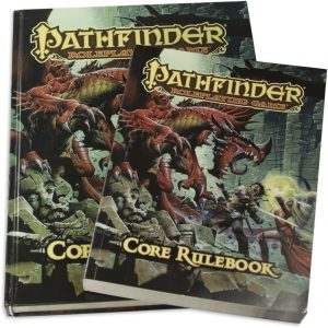 Pathfinder Core Book