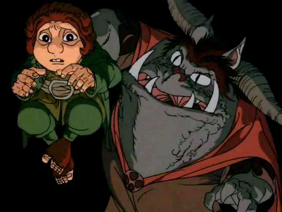 Экранизации Толкина, забытые и неснятые 5