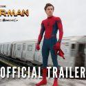 Первый трейлер фильма «Человек-паук: Возвращение домой»