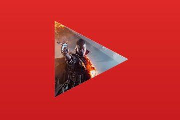 Итоги-2016: YouTube представил 10 самых популярных трейлеров видеоигр