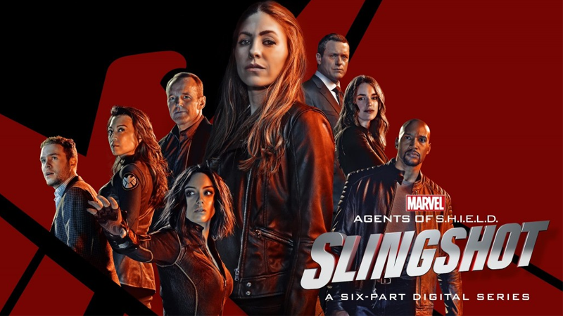 Marvel's Agents of S.H.I.E.L.D.: Slingshot 4