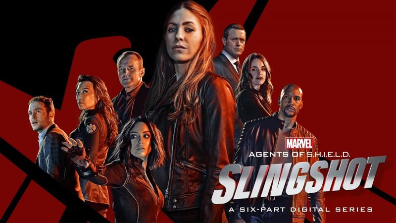 Marvel's Agents of S.H.I.E.L.D.: Slingshot 4