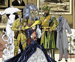 «Лига выдающихся джентльменов»: обзор 1 тома 4