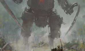 Художник Якуб Розальски иего боевые роботы