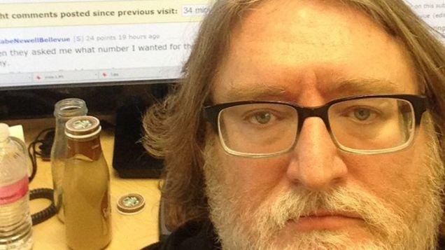 Гейб Ньюэлл ответил на вопросы пользователей Reddit