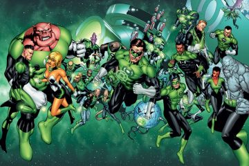 «Корпус Зелёных Фонарей» будет похож на «Смертельное оружие»