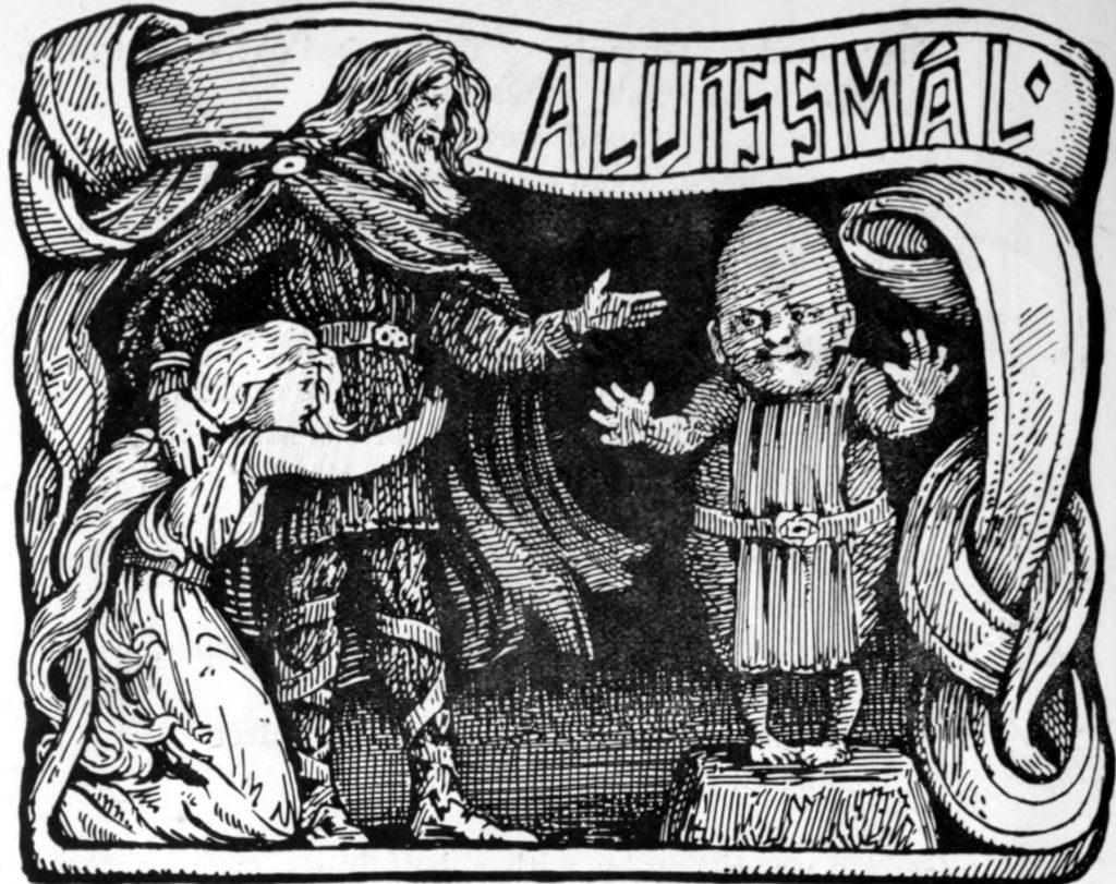 Мифология, вдохновившая Толкина