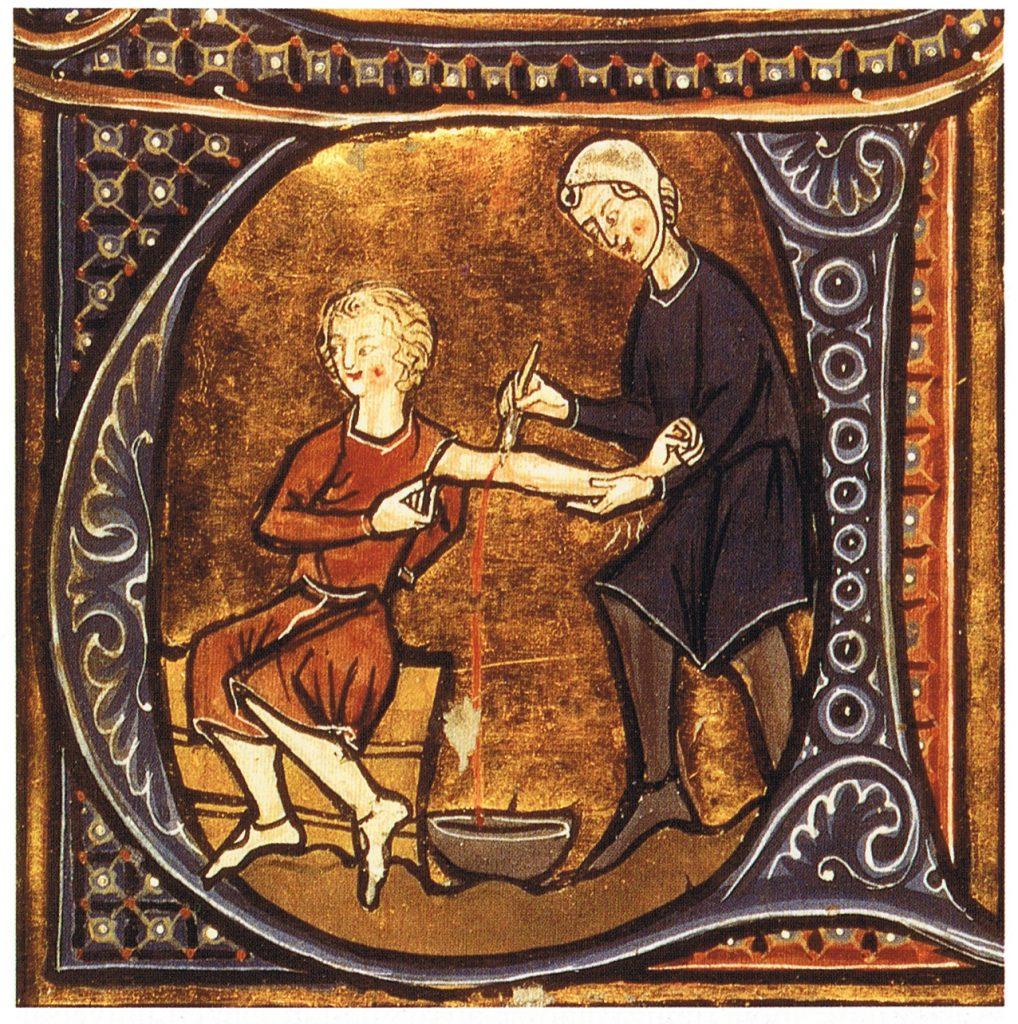 Военная медицина древности и Средних веков 1
