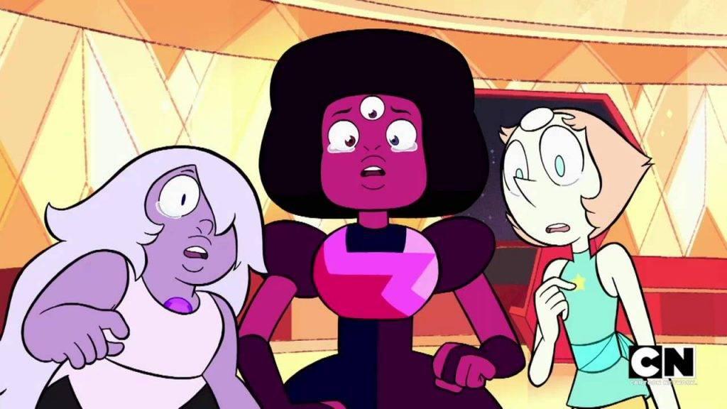 «Вселенная Стивена»: мультсериал о любви, не знающей пола