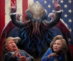 10 вымышленных президентов, которые хуже Трампа 13