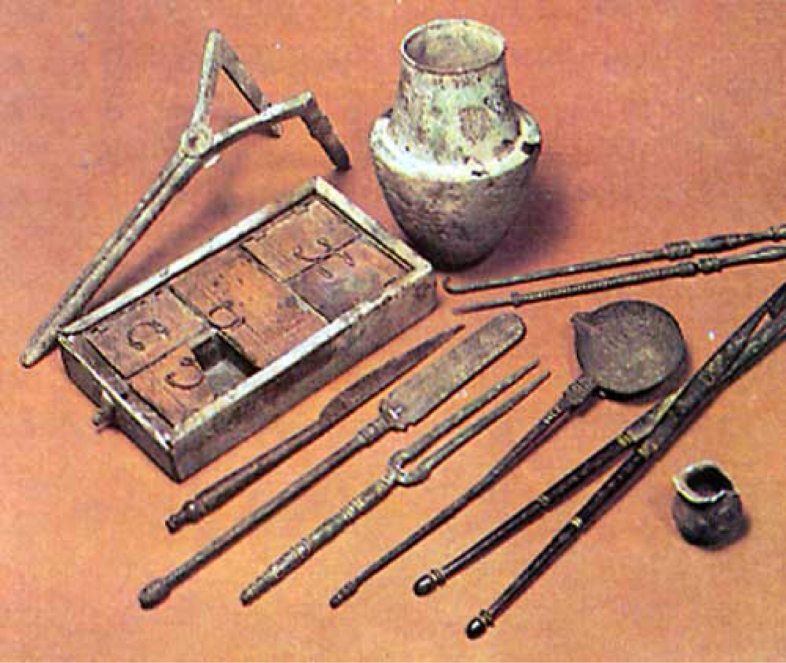 the history of the use of ancient medicine throughout prehistoric egyptian greek and roman times