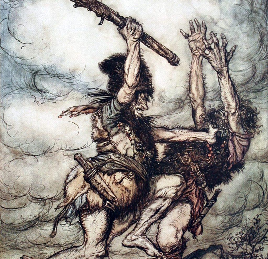 Мифология, вдохновившая Толкина 6