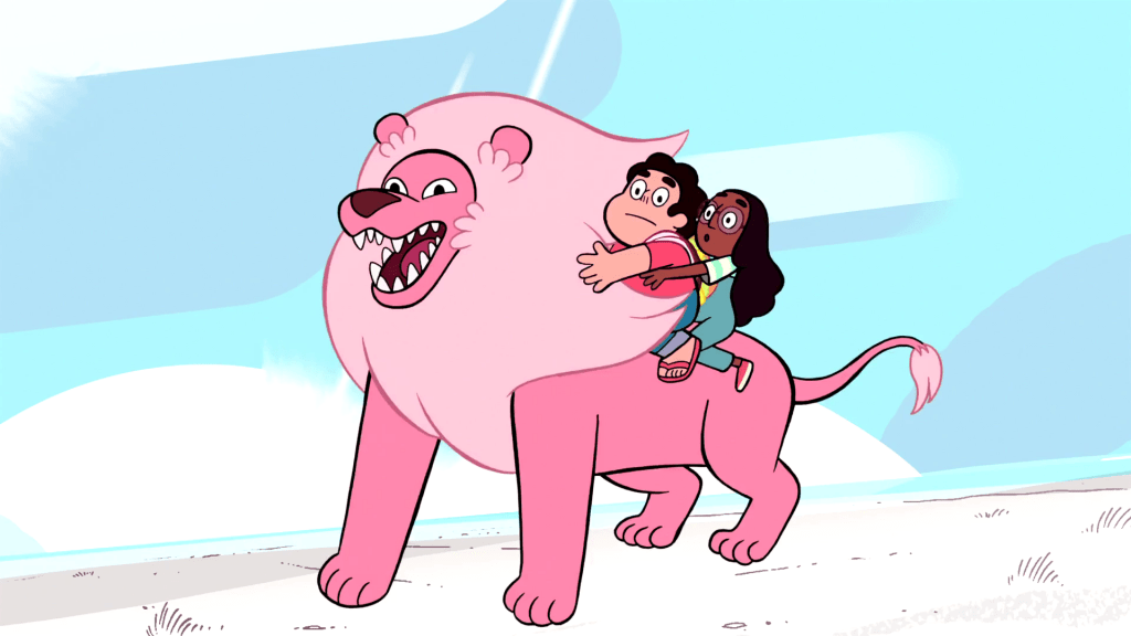 Мальчик и его лев