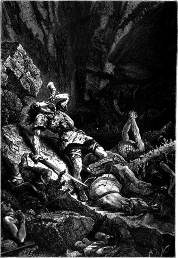 Мифология, вдохновившая Толкина 14