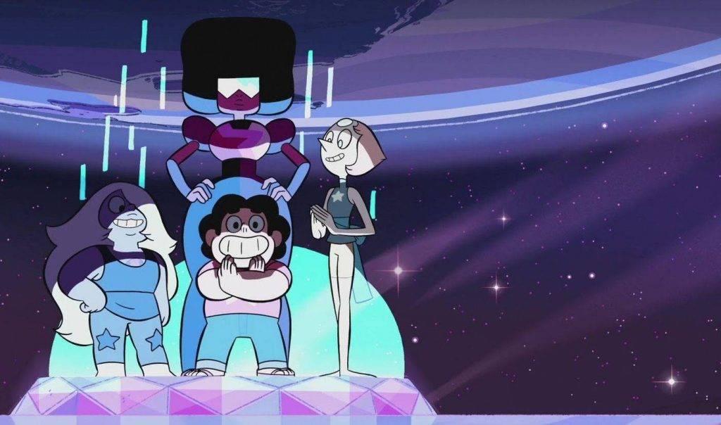 «Вселенная Стивена»: мультсериал о любви, не знающей пола 10