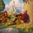 Что Толкин заимствовал измифов и легенд