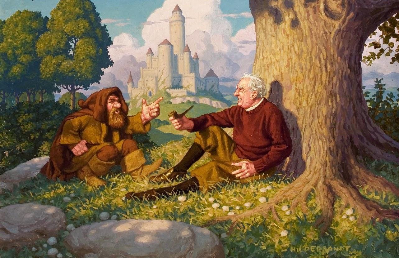 Что Толкин заимствовал из мифов 8