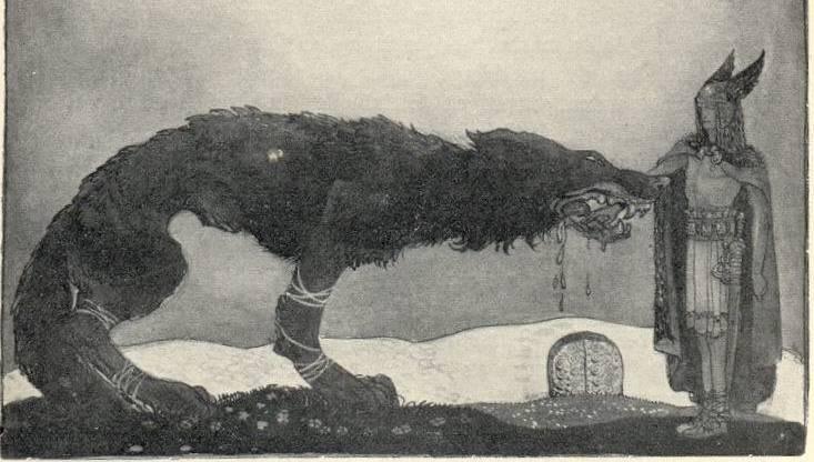 Мифология, вдохновившая Толкина 16