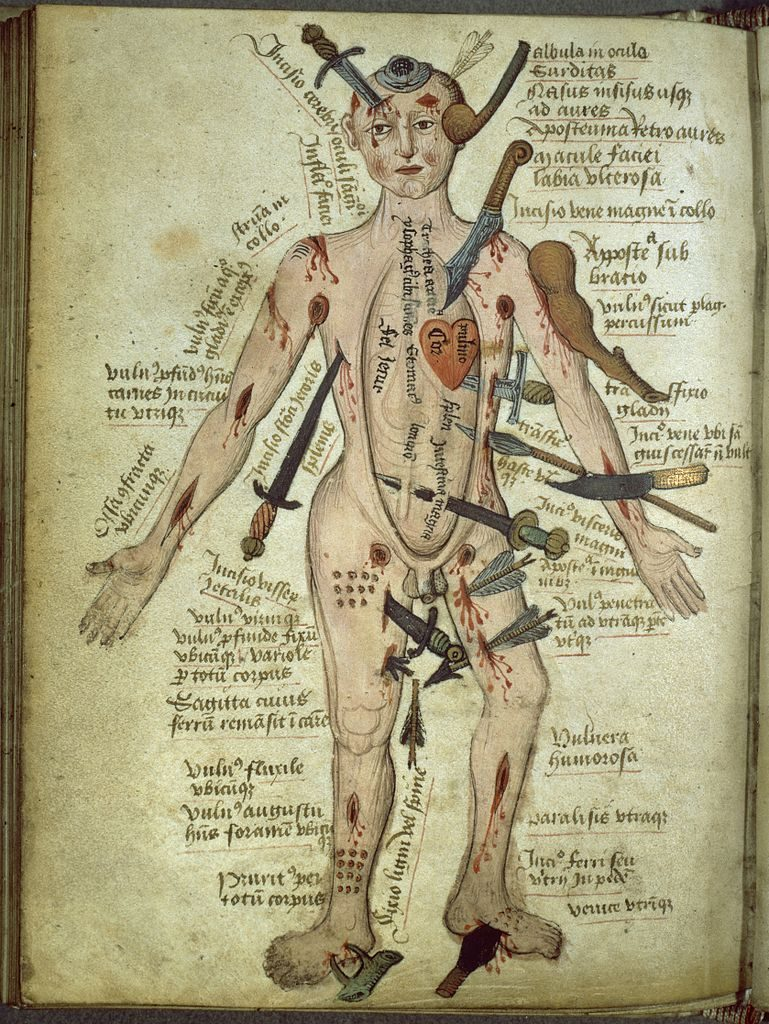 Военная медицина древности и Средних веков 2