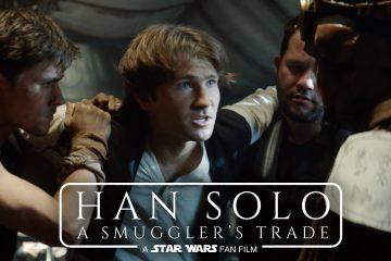 «Хан Соло: ремесло контрабандиста» — фанатский фильм