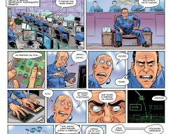 Комикс: «Залёт в Чертаново»