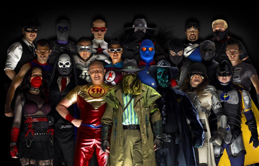 персонажи на российском фоне фото