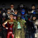 Реальные супергерои