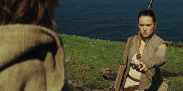 Режиссёр восьмого эпизода «Звёздных войн» поделился некоторыми подробностями о фильме